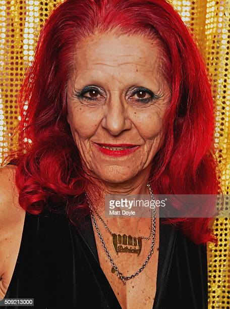 Fashion sylist Patricia Field is photographed at Patricia Field Boutique on January 8 2016 in New York City