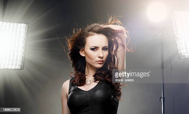 fashion woman - diva human role stock photos and pictures