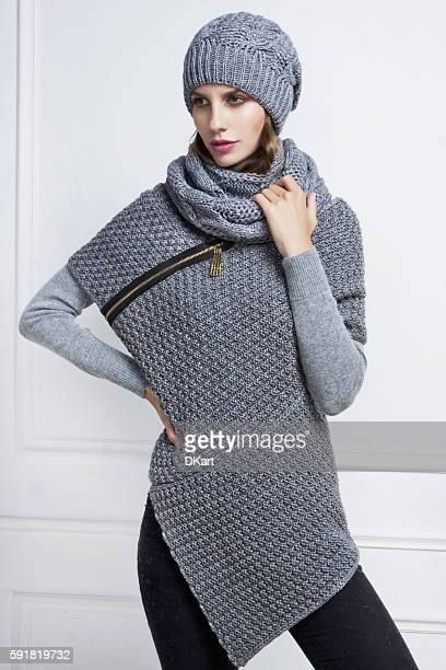 fashion women - cashmere stock pictures, royalty-free photos & images