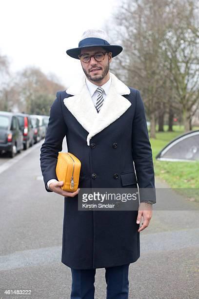 Fashion writer for I Officiel homme Kadu Dantas wearing Gant tie and  trousers Zara jacket 2c40100bc91