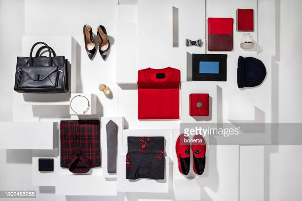 fashionable clothing with personal accesories - personal accessory stock pictures, royalty-free photos & images