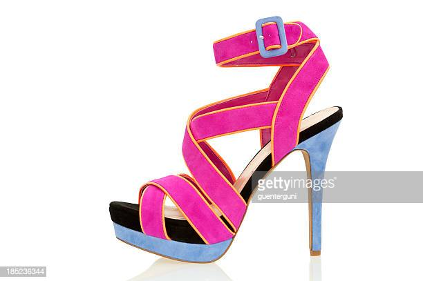 Fashionable High Heels sandal in fancy colors
