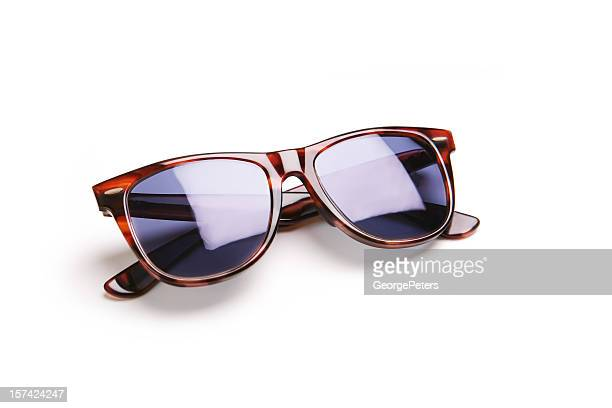 fashionable sunglasses - sunglasses stock pictures, royalty-free photos & images