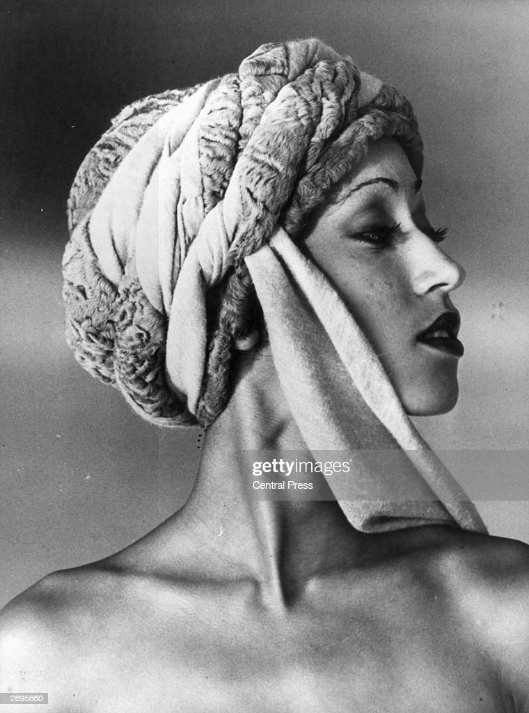 Cloth Turban : Photo d'actualité