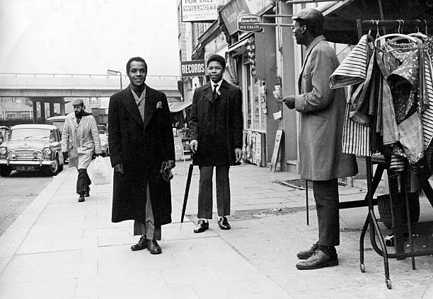 GBR: UK Black History Month: The Charlie Phillips Archive