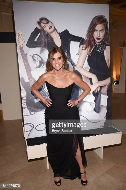 Fashion/Creative Director BAZAAR Carine Roitfeld attends Harper's BAZAAR Celebration of 'ICONS By Carine Roitfeld' at The Plaza Hotel presented by...