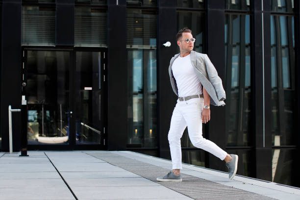 DEU: Street Style - Dusseldorf - August 8, 2020