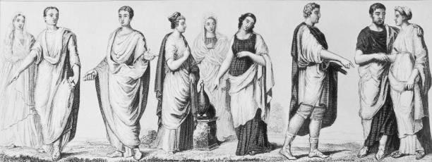 Roman Fashions Wall Art