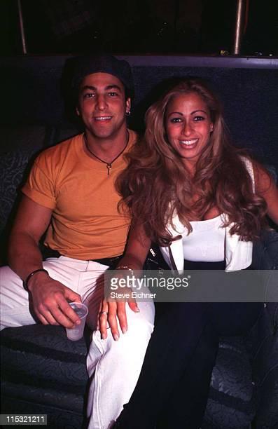 Fast Eddie Mallia Carol Shaya during Carol Shaya at Expo 1995 at Expo in New York City New York United States