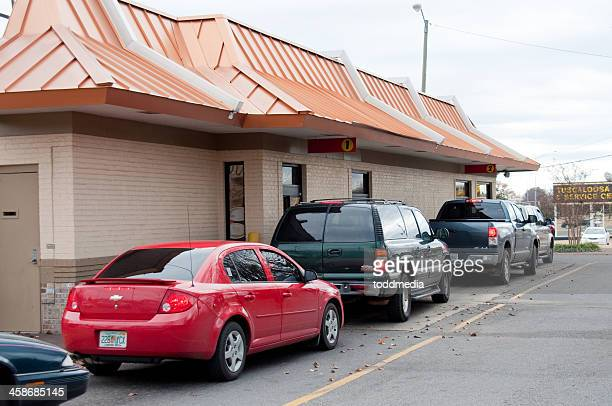 fast food rush - mcdonald's stock pictures, royalty-free photos & images
