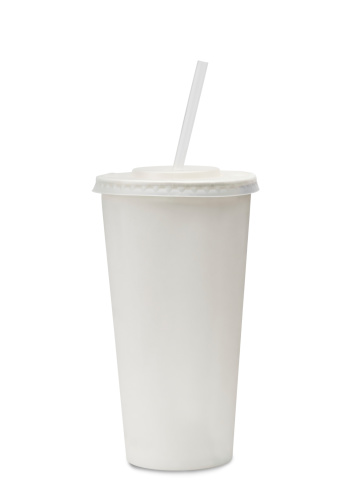 fast food soda cup 182886309