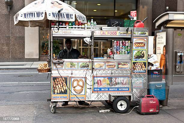 Fast food stand
