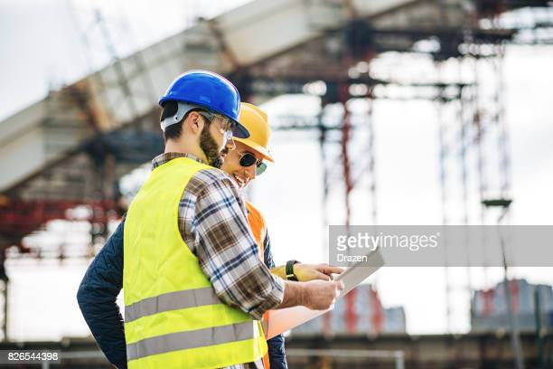 fast growing constuction industry - bridge built structure stock pictures, royalty-free photos & images