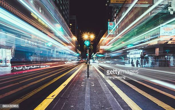 Fast Lane in Hongkong