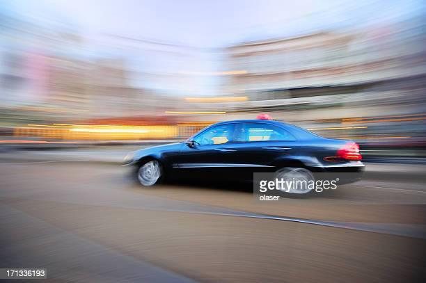 Fast táxi em Amesterdão