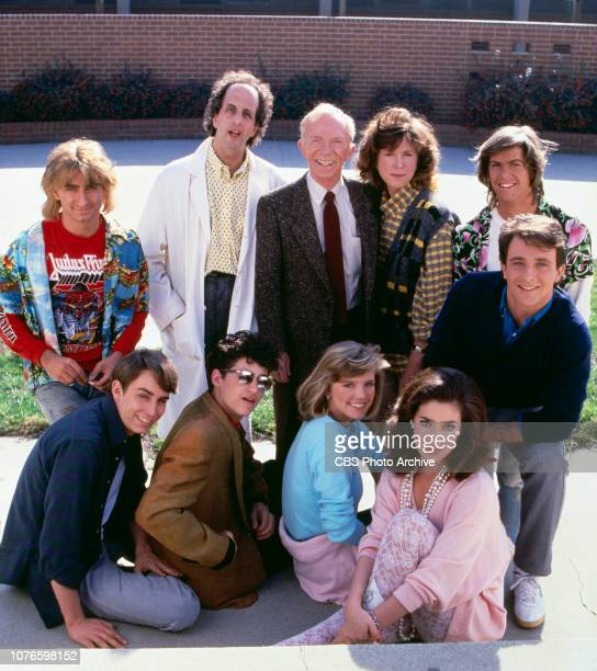 Fast Times a CBS television sitcom based on the theatrical movie Fast Times at Ridgemont High about life in and around high school Premiere episode...