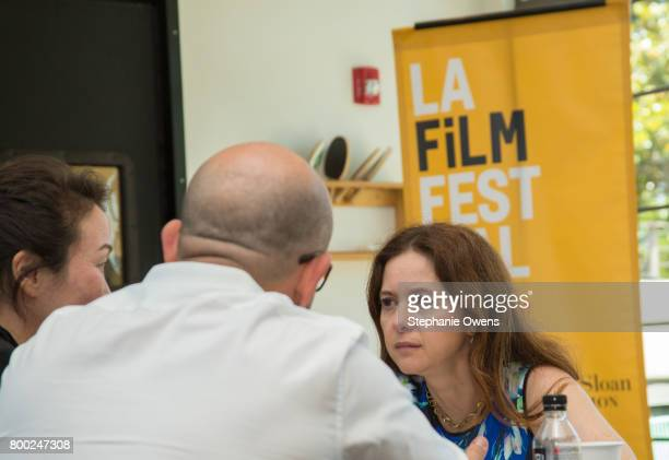 Fast Track Session during the 2017 Los Angeles Film Festival on June 21 2017 in Culver City California