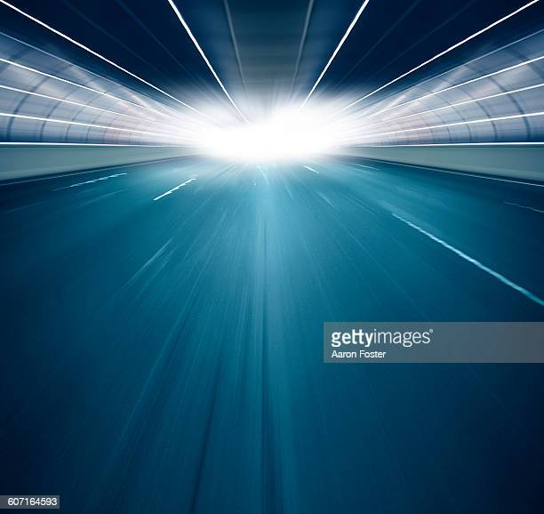 fast tunnel - car racing stock pictures, royalty-free photos & images