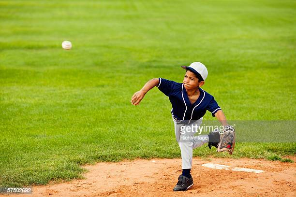 fastball - pitcher stockfoto's en -beelden
