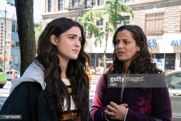 """Fasten Your Seatbelts"""" Episode 201 -- Pictured: Luna Blaise as Olive Stone, Athena Karkanis as Grace Stone --"""