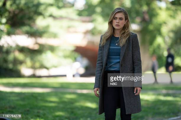 MANIFEST Fasten Your Seatbelts Episode 201 Pictured Melissa Roxburgh as Michaela Stone