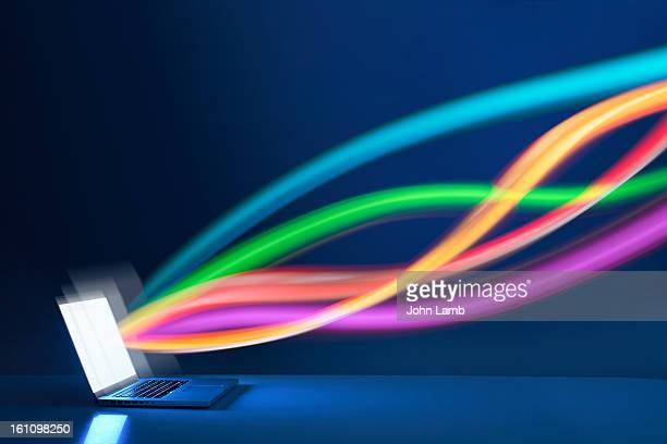 faster download - bandwidth stock pictures, royalty-free photos & images