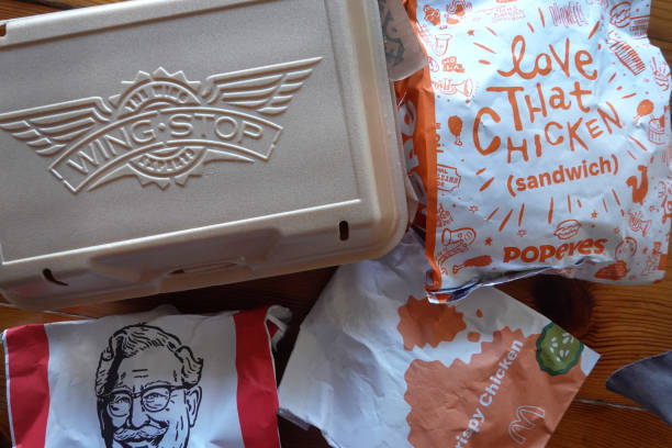 IL: Popularity Of Fast Food Chicken Helps Drive Nationwide Chicken Shortages And Price Increases