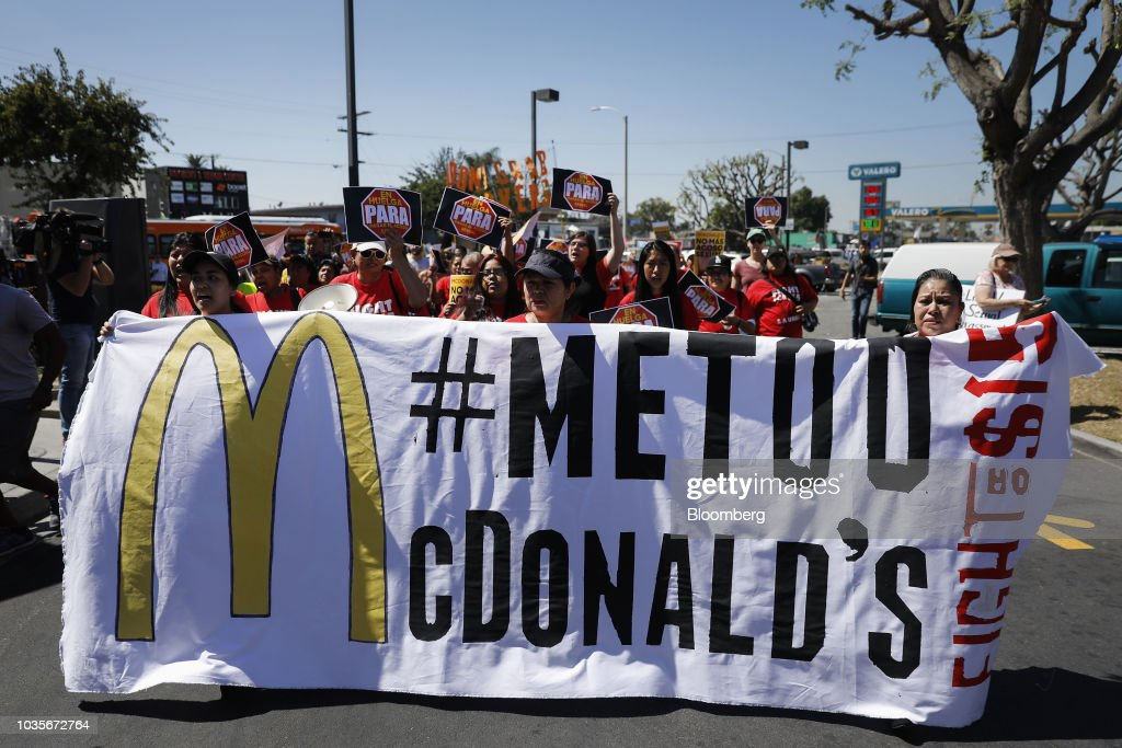McDonald's Assailed By Union For Using Weinstein Co. Law Firm