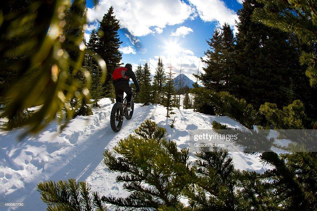Grasa Bike Ride : Foto de stock