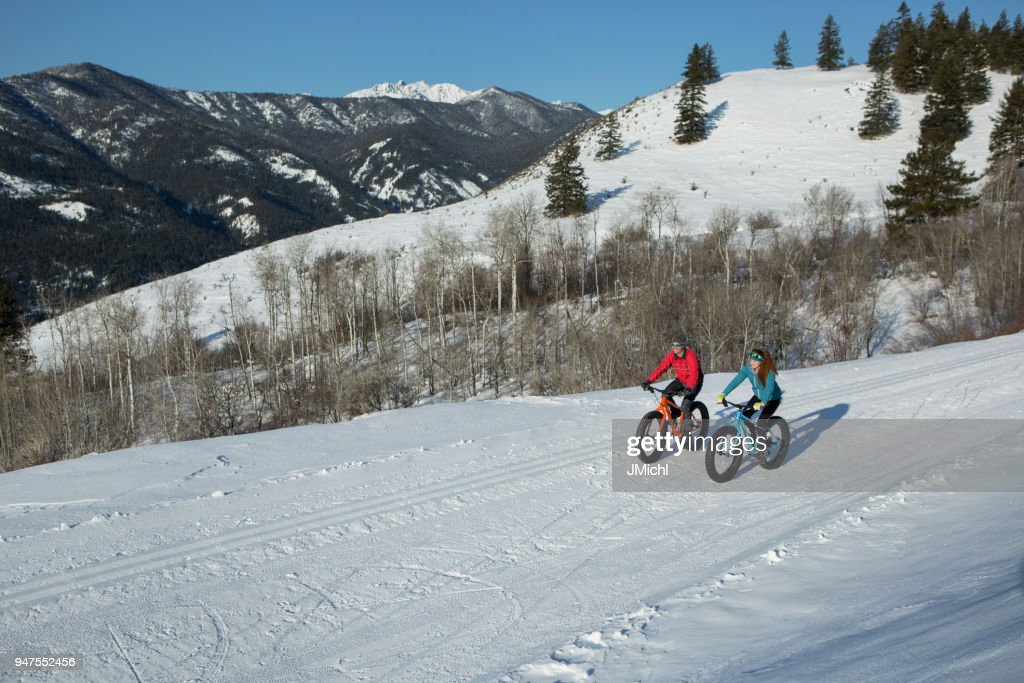 Fat Biking High-Res Stock Photo - Getty Images