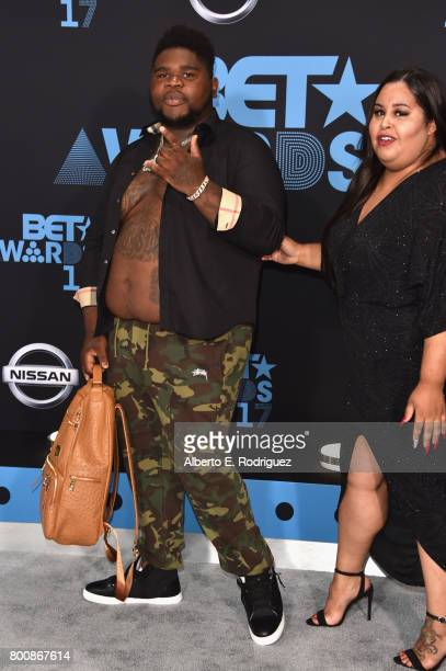 Fat Boy at the 2017 BET Awards at Microsoft Square on June 25 2017 in Los Angeles California