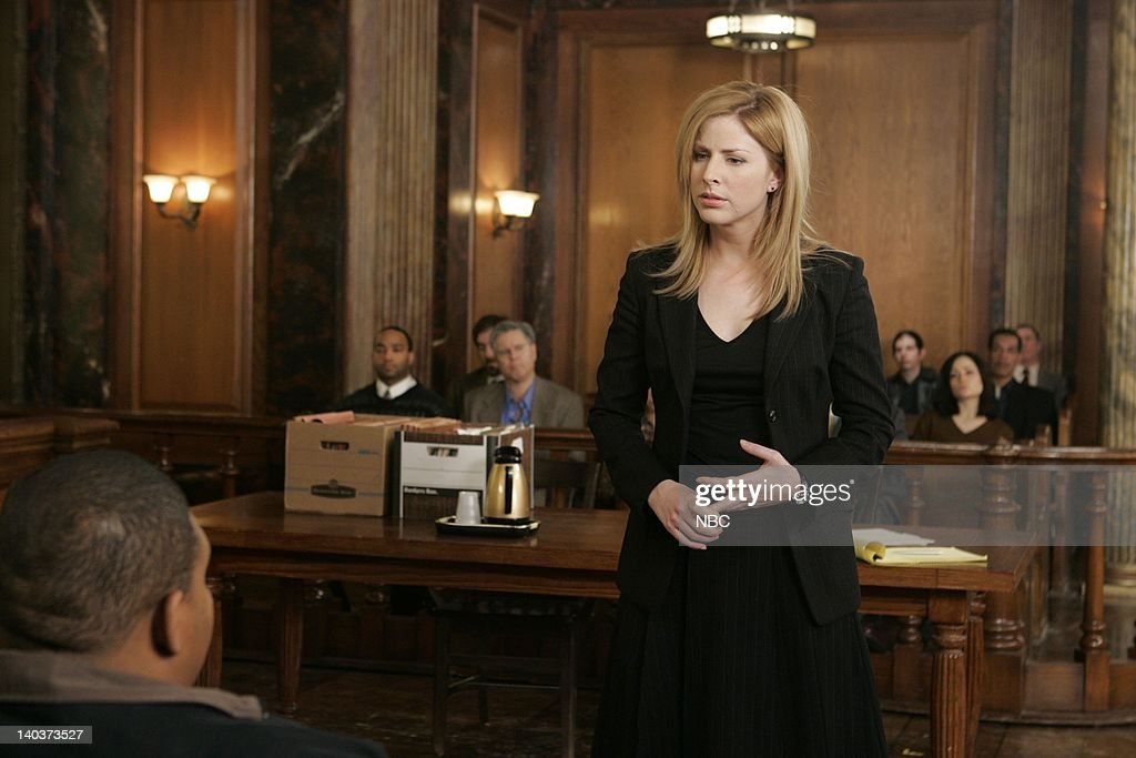 Unit Fat Episode 20 Pictured Diane Neal As A D A Casey