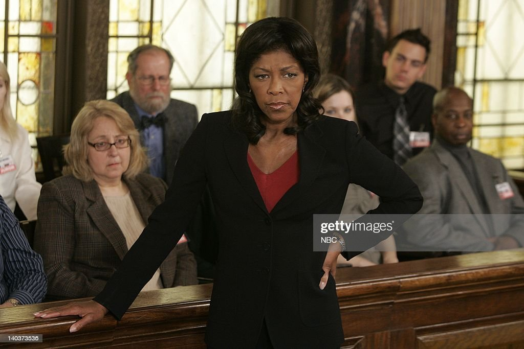 Unit Fat Episode 20 Pictured Natalie Cole As Attorney