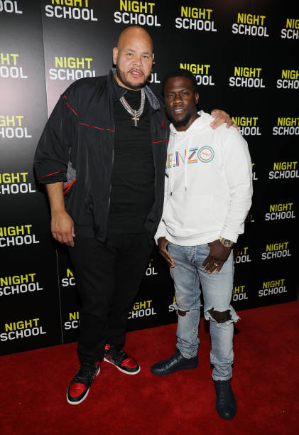 Night School Miami Special Screening With Kevin Hart And Fat Joe
