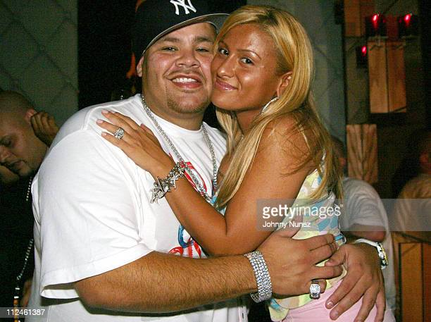 Fat Joe and wife Lorena Cartegena during Terror Squads Celebrates the Release of their New Album 'True Story' at Club Deep in New York City New York...