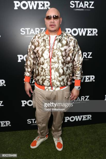 Fat Joe attends STARZ 'Power' Season 4 LA Screening And Party at The London West Hollywood on June 23 2017 in West Hollywood California