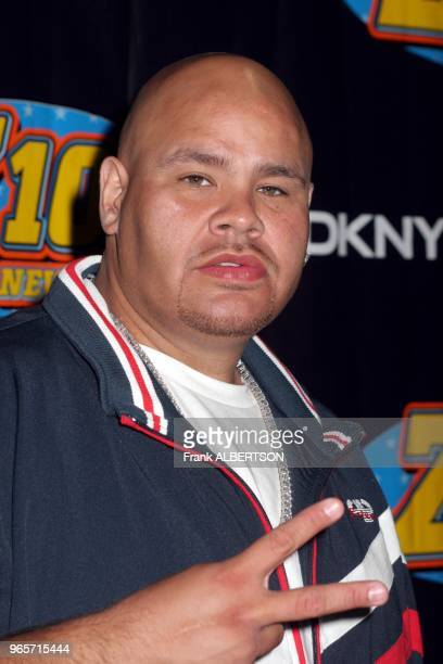 Fat Joe backstage at Z100's Zootopia 2005 in East Rutherford NJ