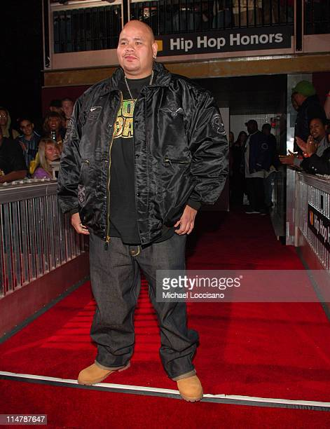 Fat Joe during 2006 VH1 Hip Hop Honors - Red Carpet at Hammerstein Ballroom in New York City, New York, United States.