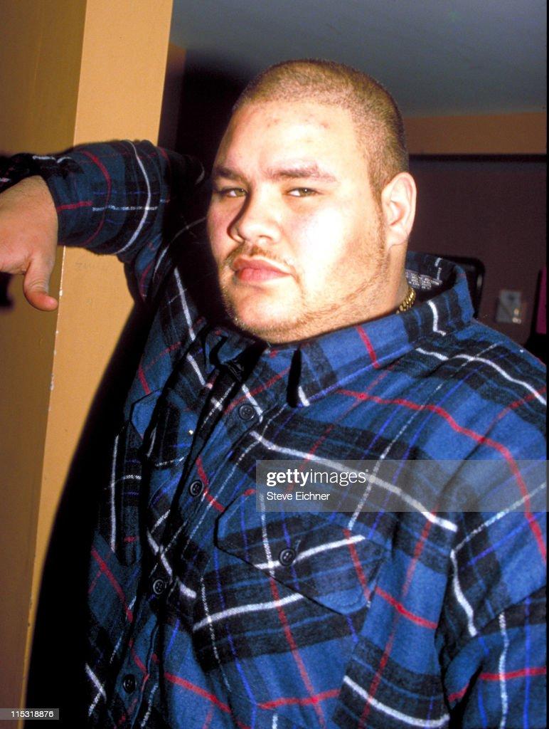 Fat Joe in NYC - 2-23-1994 : News Photo