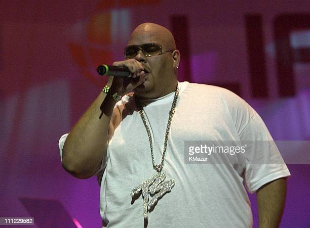 Fat Joe during LIFEBeat's Urban AID 2 Benefit Concert at Beacon Theater in New York City New York United States