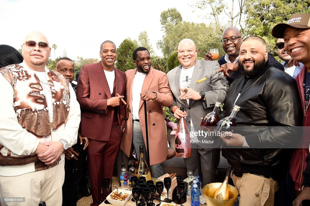 2017 Roc Nation Pre-GRAMMY Brunch : Nieuwsfoto's