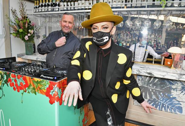 GBR: Selfridges & DJ Fat Tony Celebrate Reopening Day With Al Fresco Dining At aalto Selfridges Rooftop Restaurant