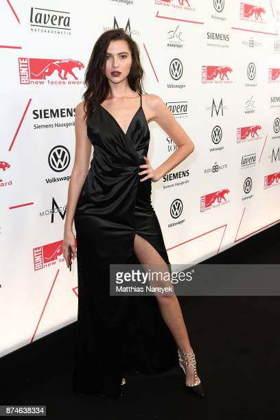 Fata Hasanovic attends the New Faces Award Style 2017 at The Grand on November 15 2017 in Berlin Germany