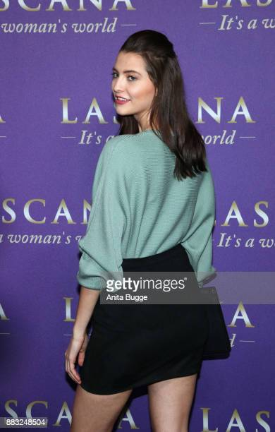 Fata Hasanovic attends the the opening of the 'Sound of Passion' exhibition at Hotel De Rome on November 30 2017 in Berlin Germany