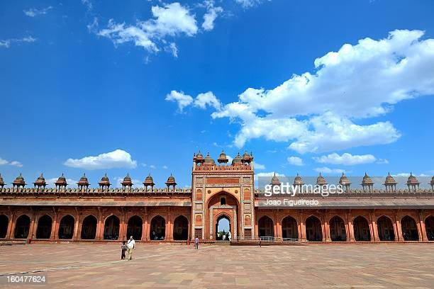 fatehpur sikri - india - fatehpur sikri stock pictures, royalty-free photos & images