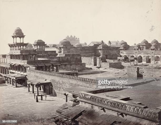 Fatehpur Sikri near Agra in Uttar Pradesh , Now a ghost town the city of Fatehpur Sikri lies 37km from Agra. Built by the Mugal Emperor Akbar...