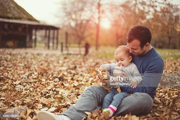 父と赤ちゃん