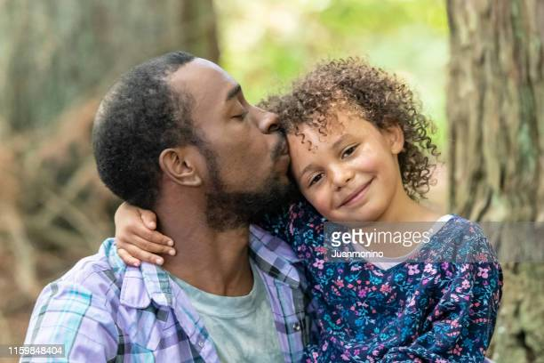 father and daughter having fun together - middle class stock pictures, royalty-free photos & images