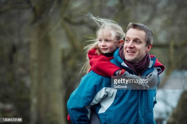 father and daughter love - genderblend stock pictures, royalty-free photos & images