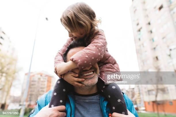 Vader en dochter liefde